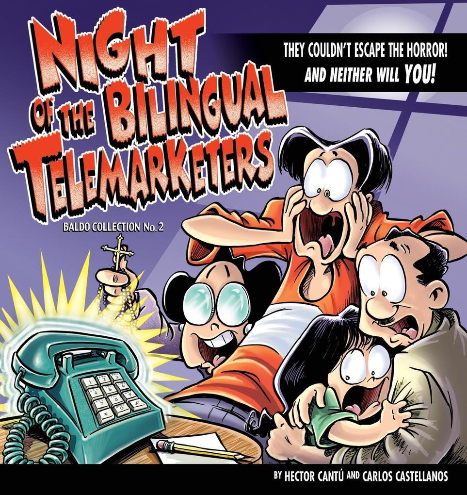 Night of the Bilingual Telemarketers als Taschenbuch