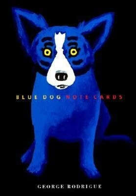 Blue Dog - Note Cards [With 15] als Buch (gebunden)