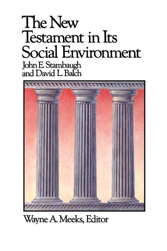 New Testament in Its Social Environment als Taschenbuch