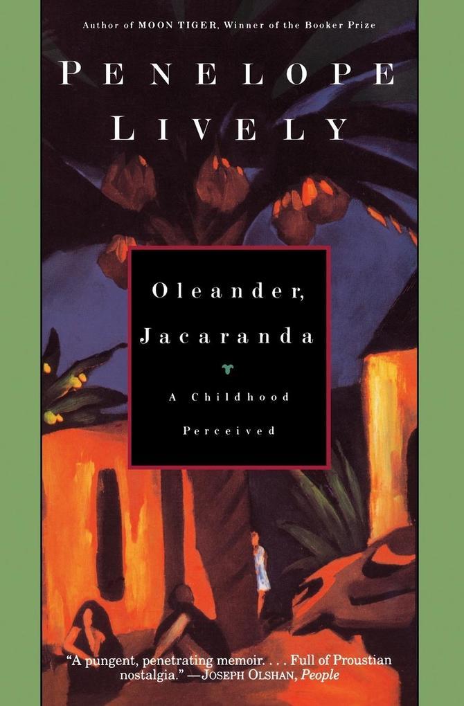 Oleander, Jacaranda als Taschenbuch