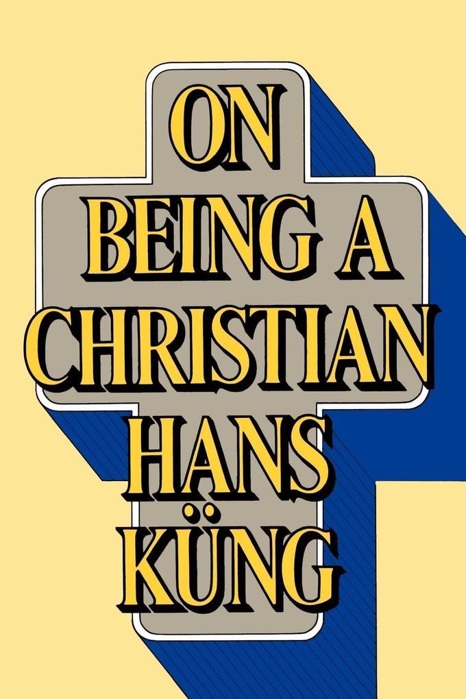 On Being a Christian als Taschenbuch