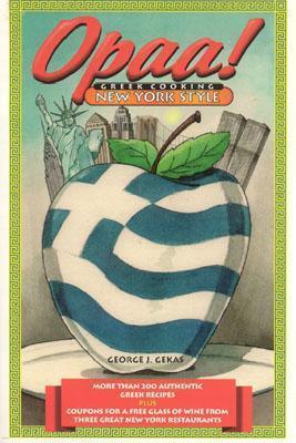 Opaa! Greek Cooking New York Style als Taschenbuch