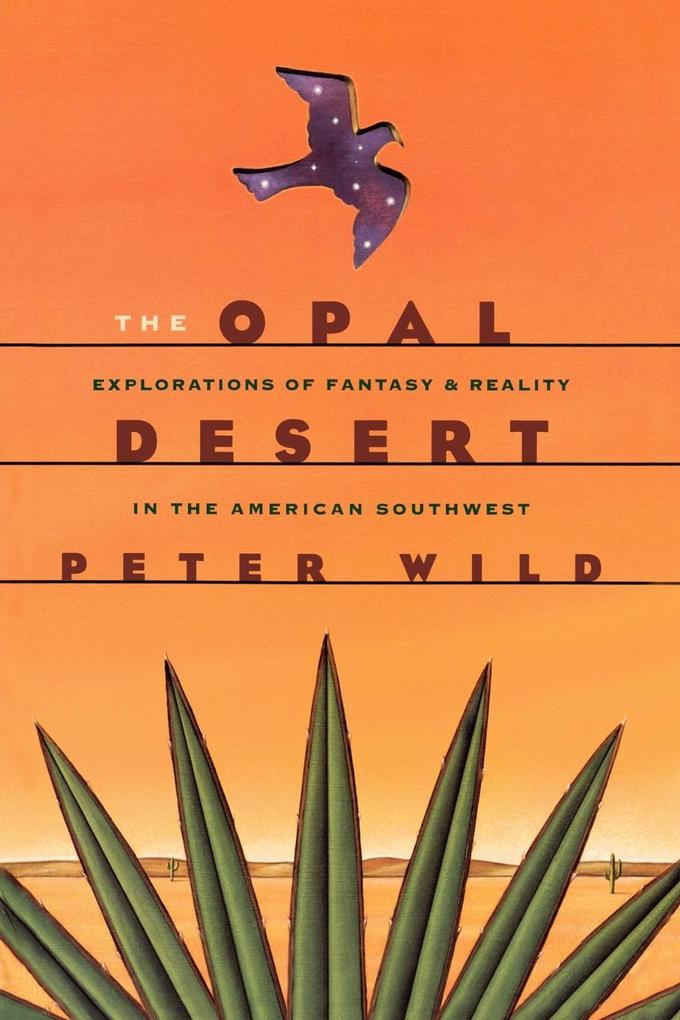 The Opal Desert als Taschenbuch