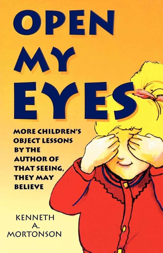 Open My Eyes als Taschenbuch