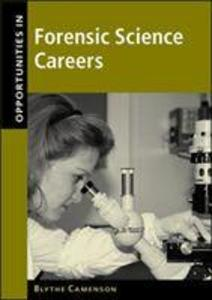 Opportunities in Forensic Science Careers als Taschenbuch