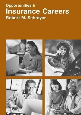Opportunities in Insurance Careers als Buch (gebunden)