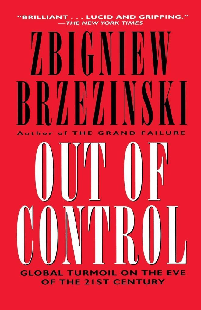 Out of Control als Buch (kartoniert)