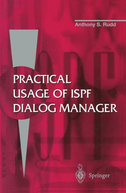 Practical Usage of ISPF Dialog Manager als Buch (kartoniert)