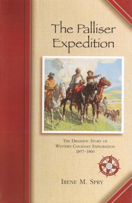 The Palliser Expedition als Taschenbuch
