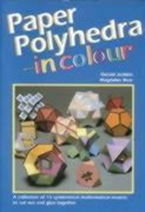 Paper Polyhedra in Colour als Buch