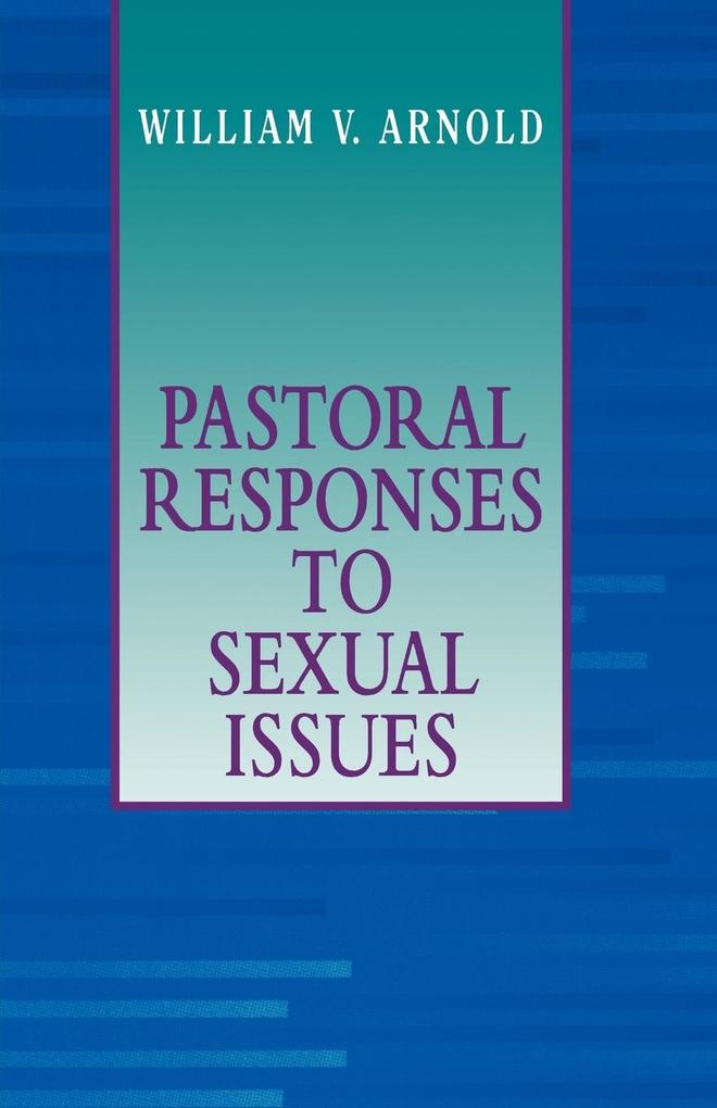 Pastoral Responses to Sexual Issues als Taschenbuch