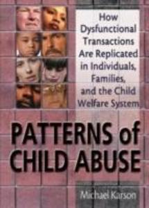 Patterns of Child Abuse als Taschenbuch