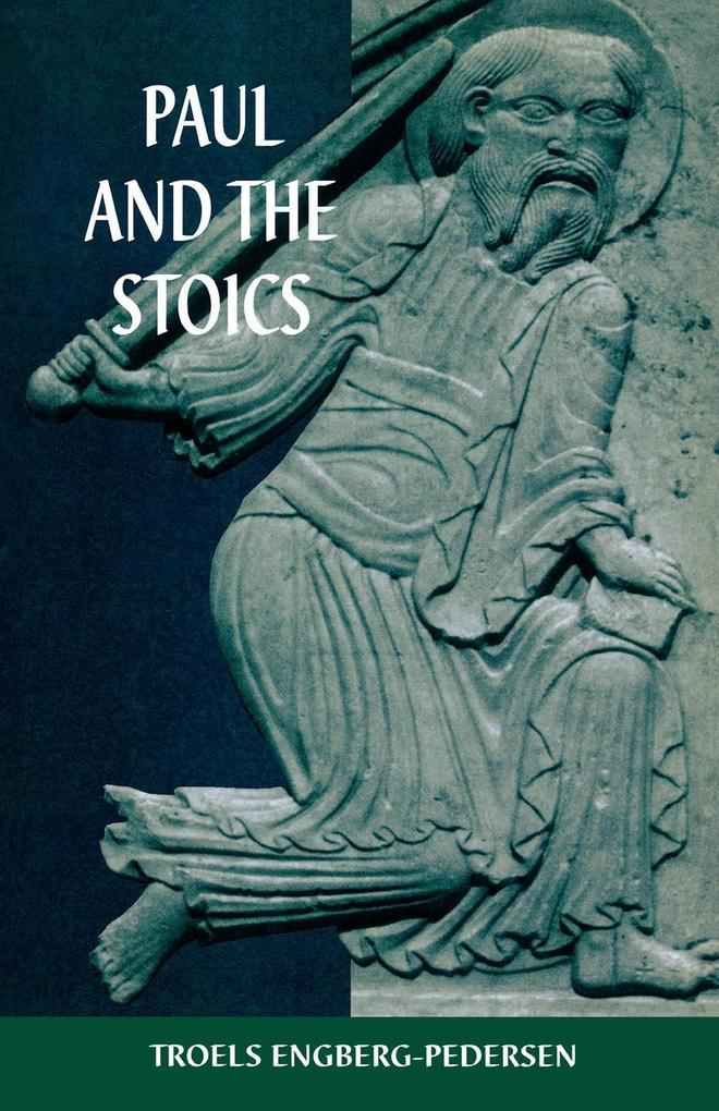 Paul and the Stoics als Buch (kartoniert)