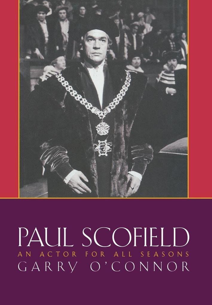 Paul Scofield als Buch (gebunden)