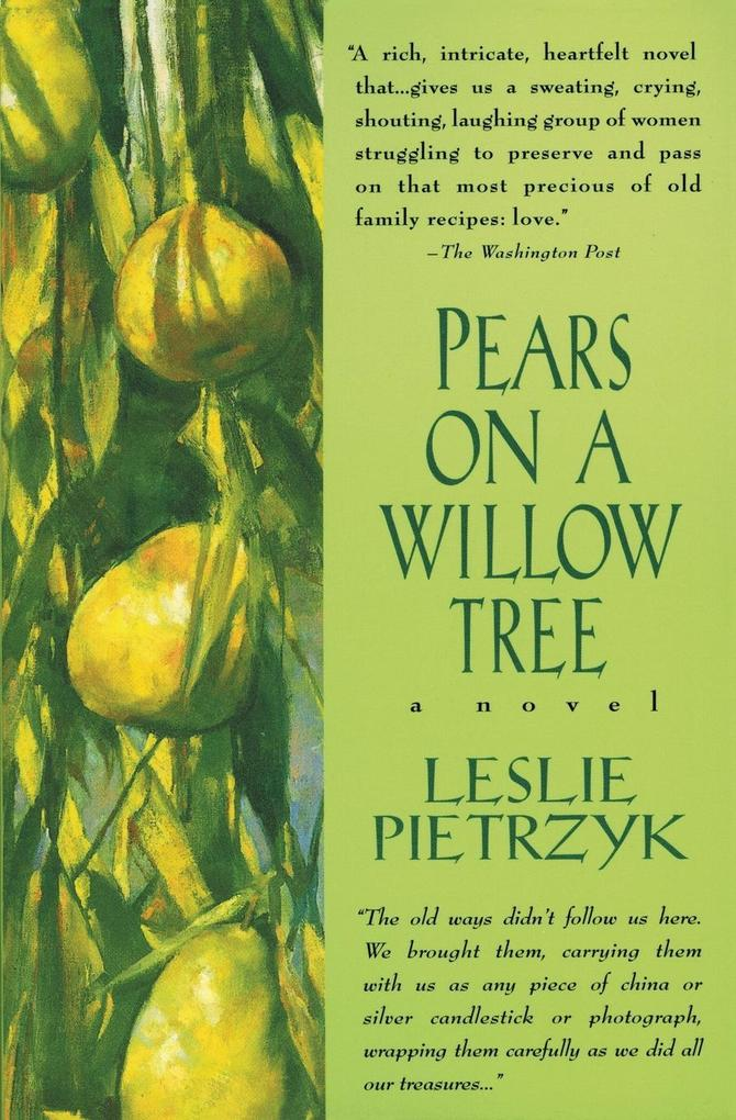 Pears on a Willow Tree als Taschenbuch