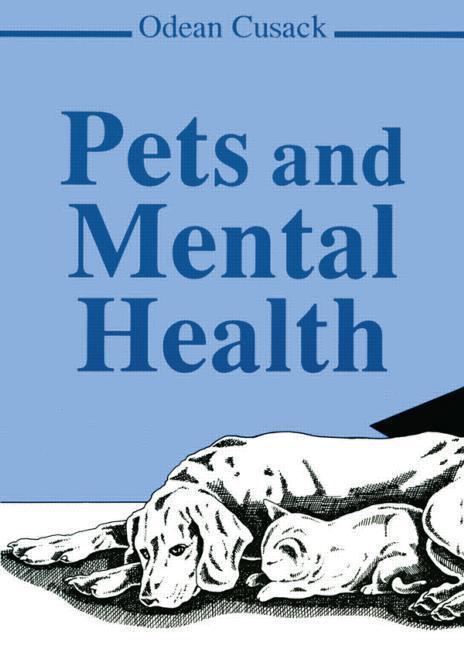 Pets and Mental Health als Taschenbuch