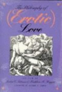 The Philosophy of (Erotic) Love als Taschenbuch