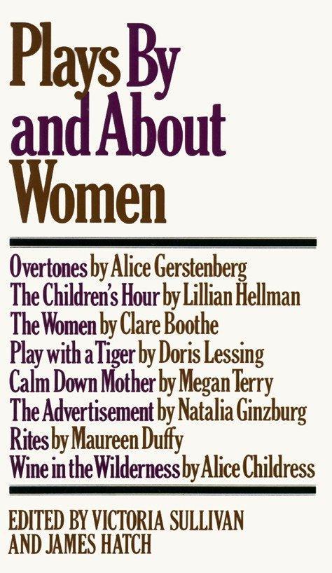 Plays by and about Women als Taschenbuch