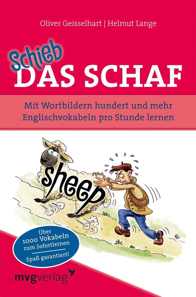 Schieb das Schaf als Buch (kartoniert)