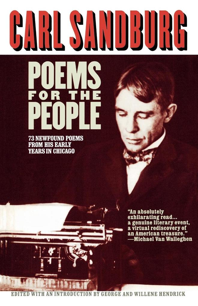 Poems for the People als Taschenbuch