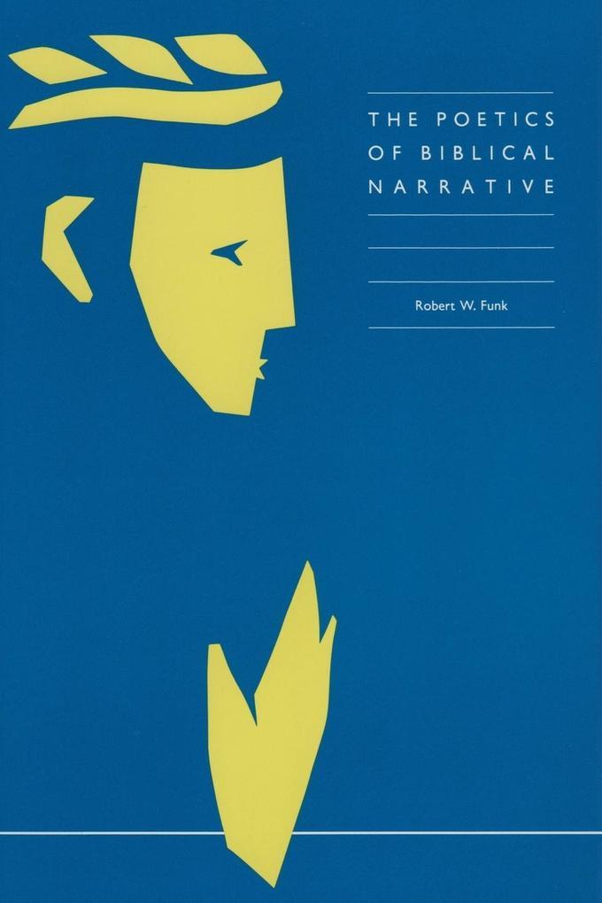 The Poetics of Biblical Narrative als Taschenbuch