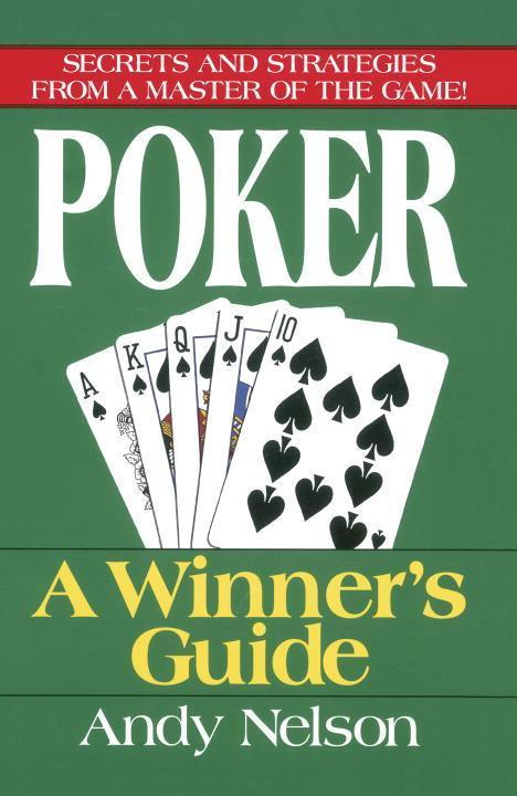 Poker als Taschenbuch