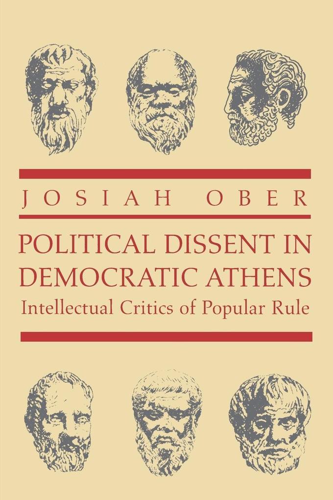 Political Dissent in Democratic Athens als Buch (kartoniert)