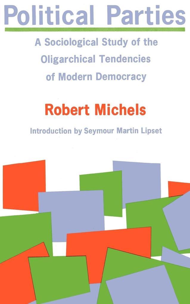 Political Parties als Buch (kartoniert)