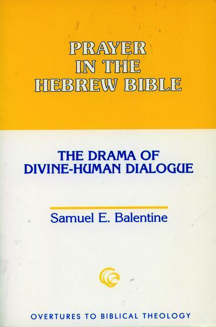 Prayer in the Hebrew Bible als Taschenbuch