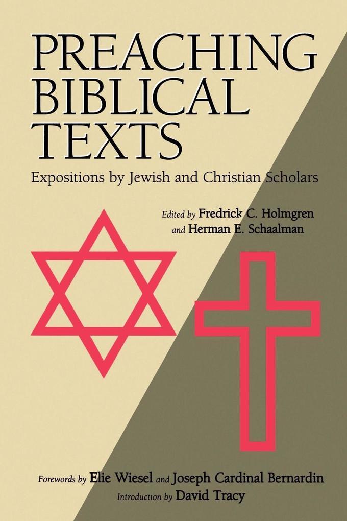 Preaching Biblical Texts als Taschenbuch