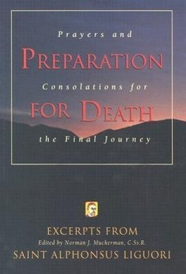 Preparation for Death: Prayers and Consolations for the Final Journey als Taschenbuch