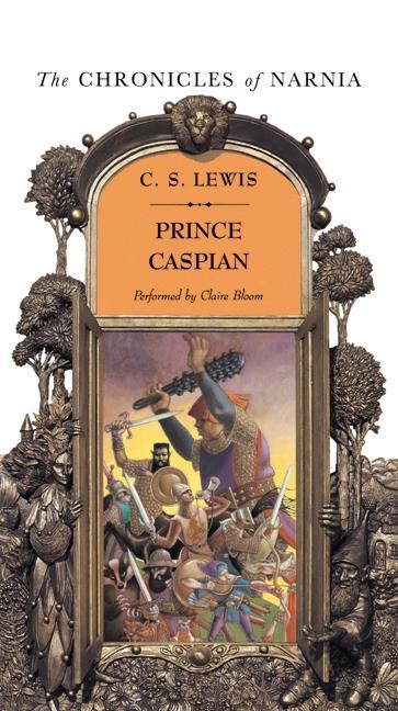 Prince Caspian als Hörbuch Kassette