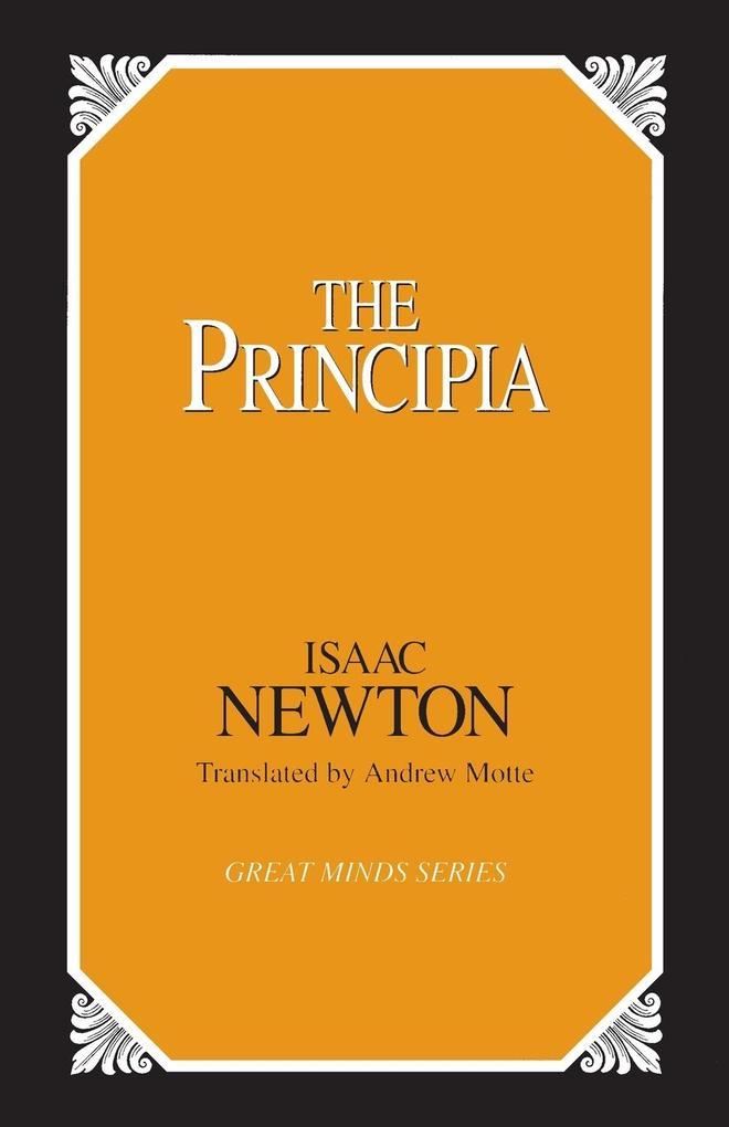 The Principia als Taschenbuch