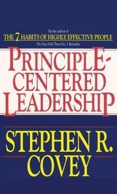 Principle-Centered Leadership als Hörbuch CD