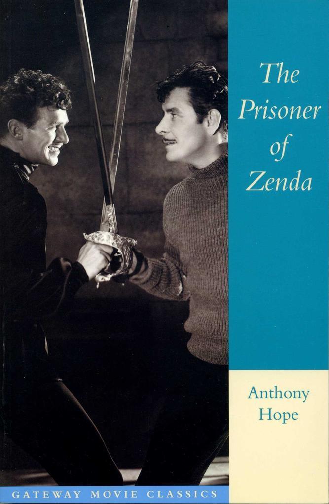 The Prisoner of Zenda als Taschenbuch