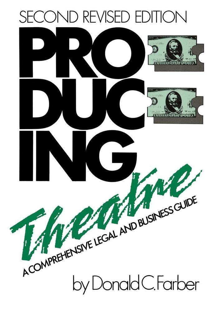 Producing Theatre als Taschenbuch