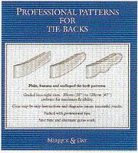 Professional Patterns for Tie-backs als Taschenbuch