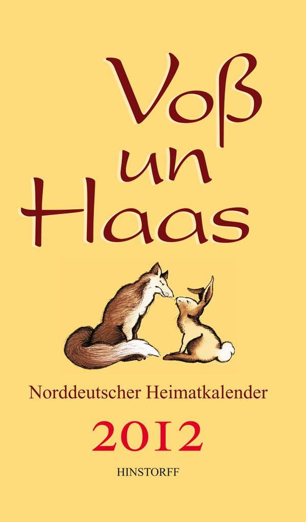 Voß un Haas 2012 als eBook