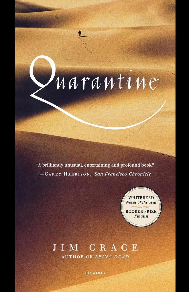 Quarantine als Taschenbuch