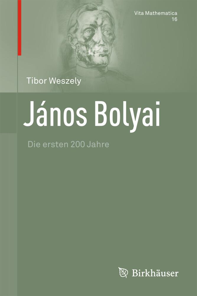János Bolyai als Buch (gebunden)