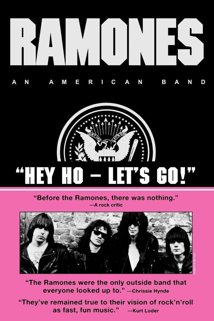 Ramones als Buch (kartoniert)