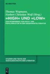 """""""High"""" und """"low"""" als eBook pdf"""