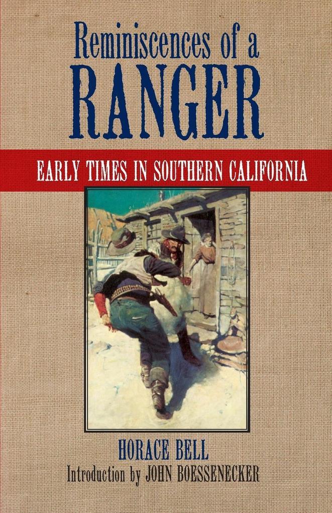 Reminiscences of a Ranger als Taschenbuch