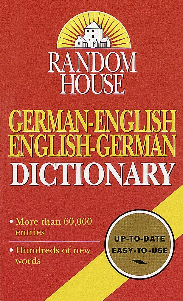 German-English Dictionary als Taschenbuch