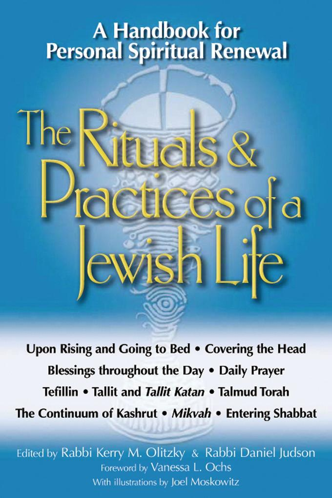 The Rituals and Practices of a Jewish Life als Taschenbuch