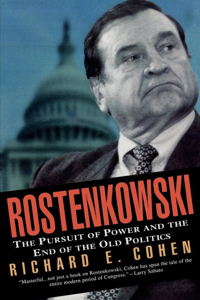 Rostenkowski als Taschenbuch