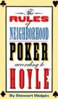 The Rules of Neighborhood Poker According to Hoyle als Taschenbuch