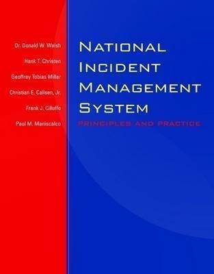 National Incident Management System 20 Book Compliance Package als Buch (gebunden)