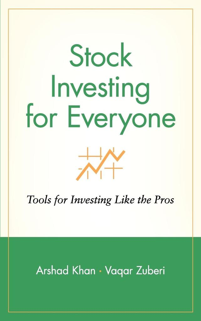 Stock Investing for Everyone als Buch (gebunden)