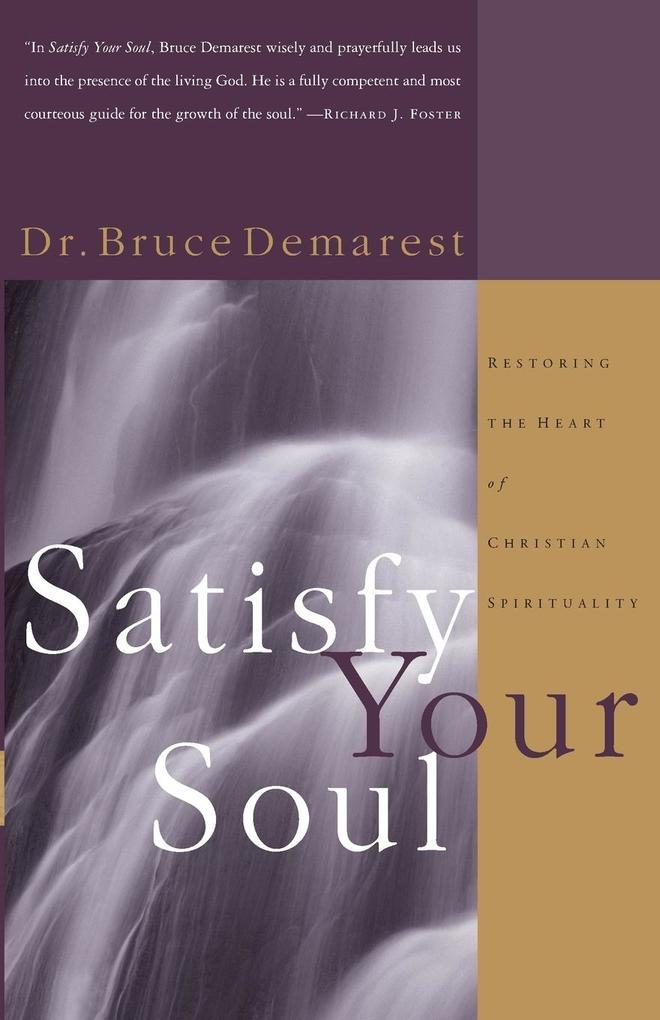 Satisfy Your Soul als Taschenbuch